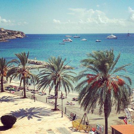 Apartments Mar y Playa: panorama meraviglioso dalla camera