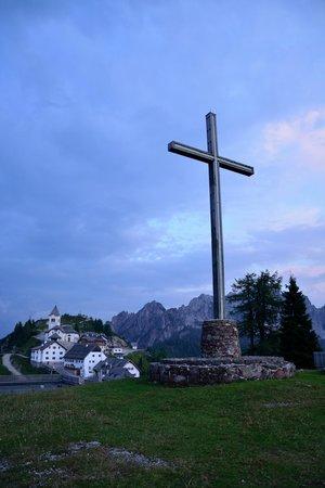Mt Lussari: Il piccolo villaggio
