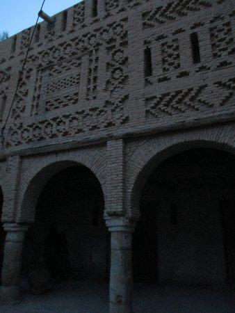 Le Vieux Quartier de Ouled el Hadef (Medina) : costruzioni in mattoni