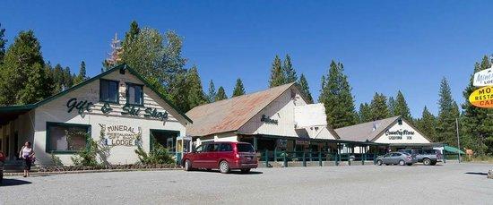Lassen Mineral Lodge照片