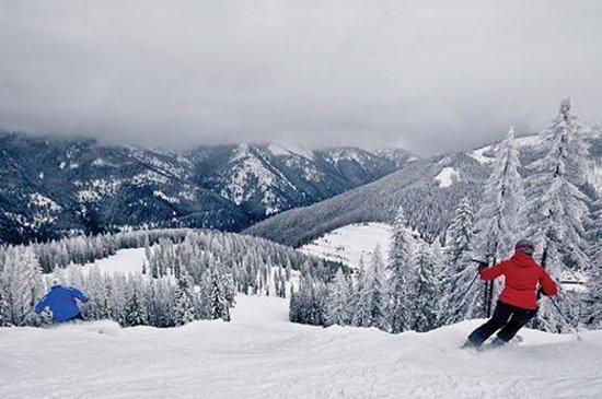 Glacier National Park, MT: Ski Lookout Pass