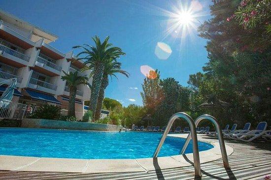 Le Quetzal Hotel : La piscine