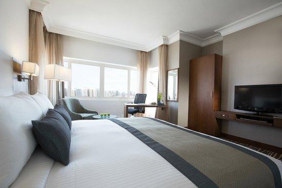 Holiday Inn Abu Dhabi Downtown: Executive King Bed