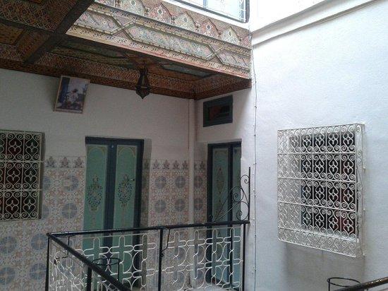 Hotel Aday: Porte delle stanze