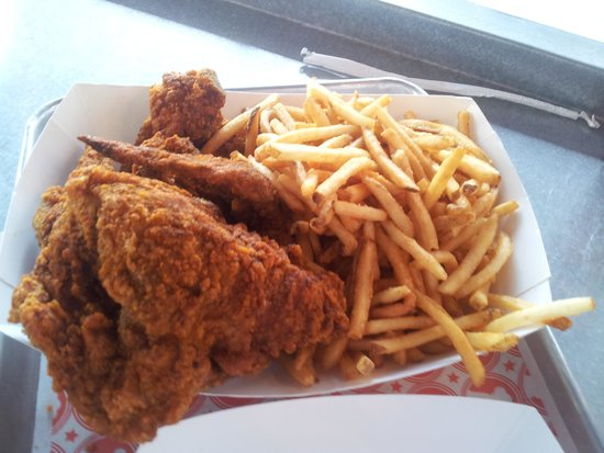 Best Fried Chicken Picture Of Blue Ribbon Fried Chicken New York