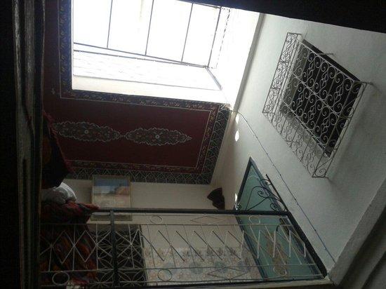 Hotel Aday: Tetto
