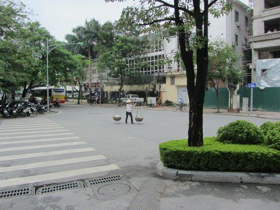 Mercure Hanoi La Gare Hotel : Alrededores