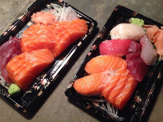 Sushi Yaki: Sashimis et sushis (livraison à domicile)