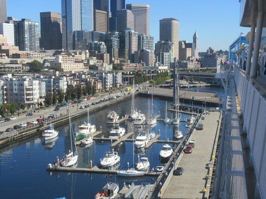 Elliott Bay Waterfront Seattle Wa Picture Of Elliott