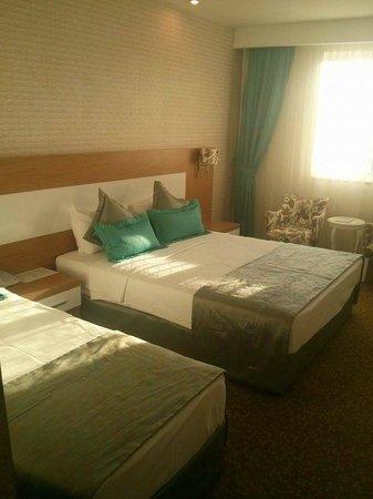 Orucoglu Thermal Resort: oda