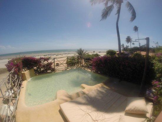 Casa na Praia/ Casa de Areia