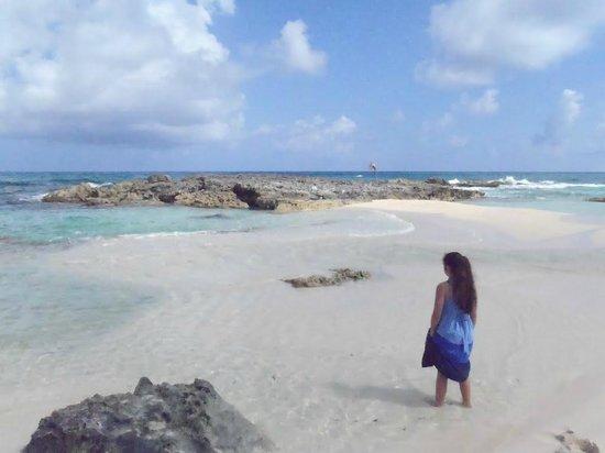 Punta Morena: Wonderful view