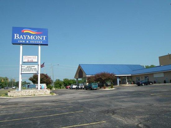 Baymont Inn & Suites Ludington: Baymont Inn and Suites, Ludington, MI
