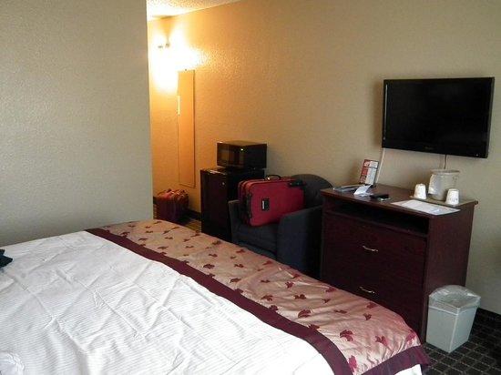 Baymont Inn & Suites Ludington: Room 226, Baymont Inn and Suites, Ludington, MI