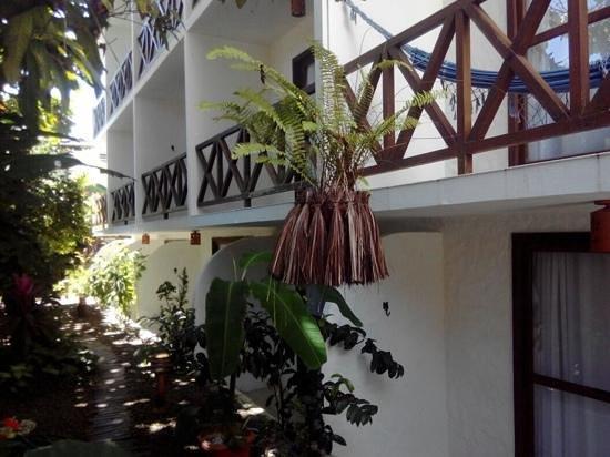 Pousada Borboleta: balcones de Borboleta