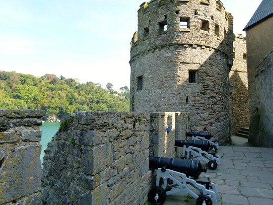 Dartmouth Castle: Gun Tower