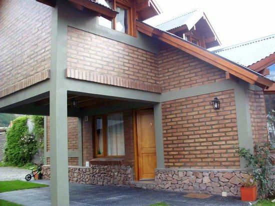 Del Sur Apart: Cabaña en la que nos hospedamos.