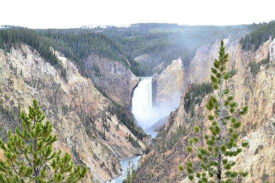 Artist Point : Upper Falls