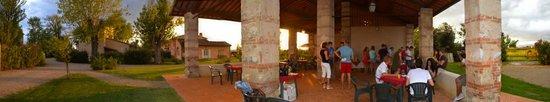 Vecchiano, Italie: fienile