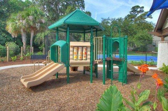 Hilton Head Island Beach & Tennis Resort: playground