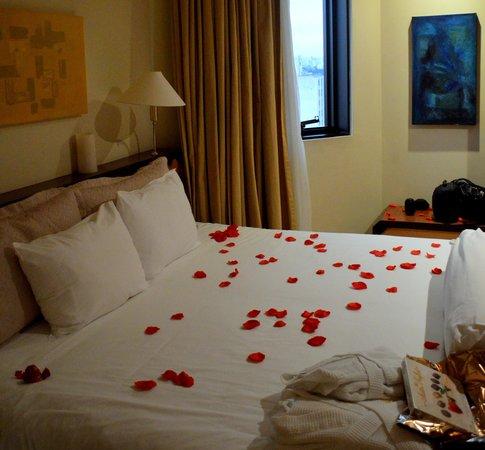 Golden Tower Hotel : Carinho e conforto