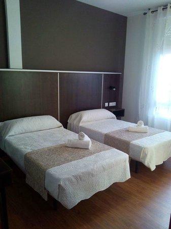 Hotel Plaza Manjón: Habitación doble