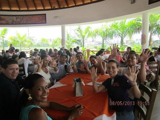Hotel Florida Sinu: Atención efectiva en eventos masivos