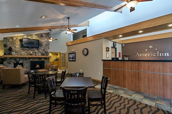 AmericInn Lodge & Suites Bemidji: AMERICINNBEMIDJIMNLobby