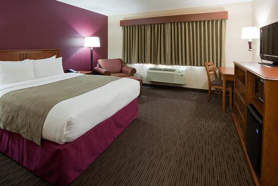 AmericInn Hotel & Suites Duluth South — Black Woods Convention Center: Americ Inn Duluth South Standard Queen