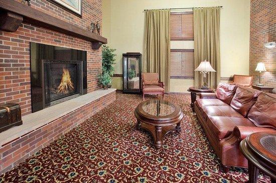 Boiling Springs, Carolina del Norte: Lobby