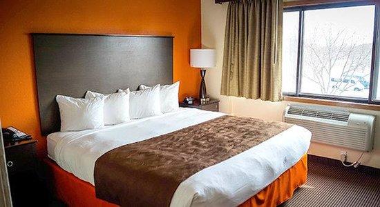 AmericInn Hotel & Suites Apple Valley: Room