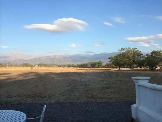 House of Jasmines - Estancia de Charme: View on Andes