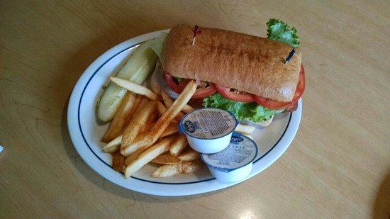 The 10 best greenville restaurants 2017 tripadvisor for Chick fil a fish sandwich 2017