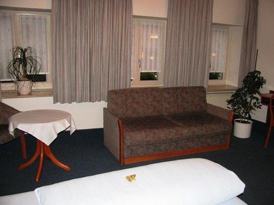 Hotel am Markt: room 23