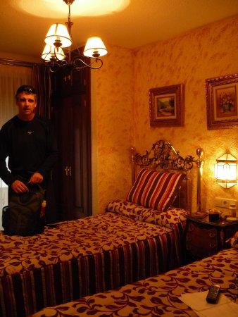 Hostal Lima: habitación