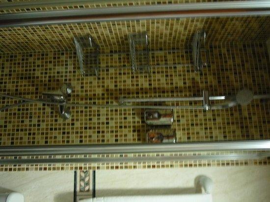 Hostal Lima: baño