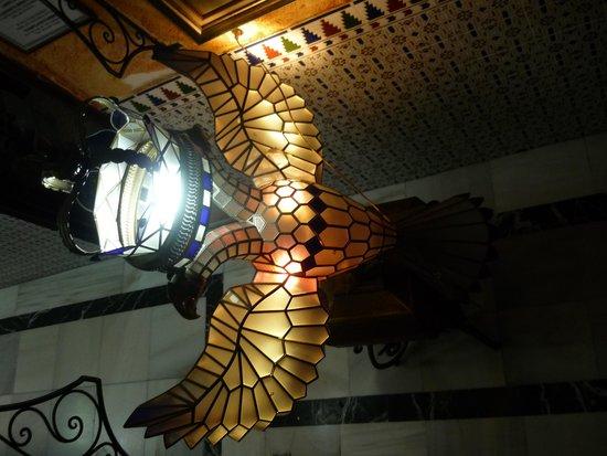 Hostal Lima : decoración