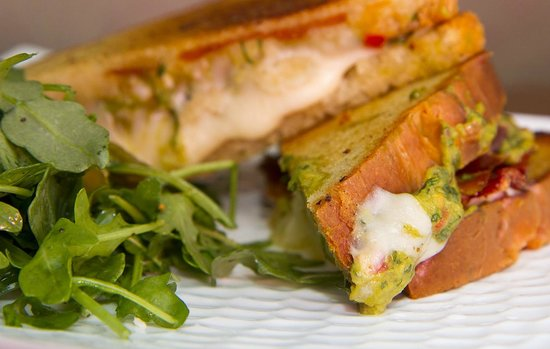 Nectar Wine Lounge: Grilled Cheese