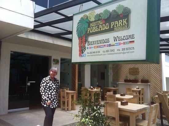 Hostal Poblado Park: En mi segundo hogar