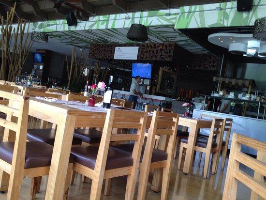 Diez Hotel Categoria Colombia: Buen menú