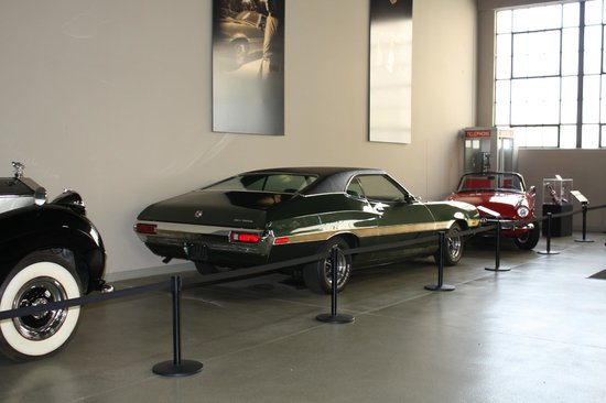 Gran Torino (the car belongs to Clint Eastwood) - Picture of ...