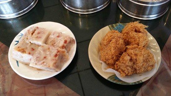 Shrimp balls, HK Dim Sum - Picture of Hong Kong Dim Sum