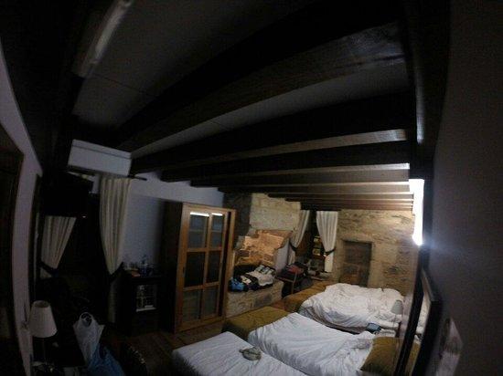 Hotel Bonaval: Habitación.