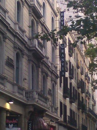 Hotel Granvia: localização e serviço perfeitos em Barcelona