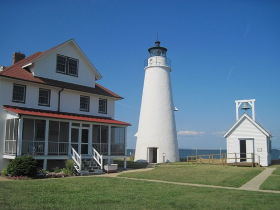 ‪Cove Point Lighthouse‬