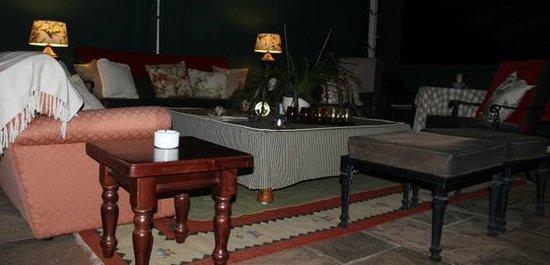Shandon Lodge: outdoor area