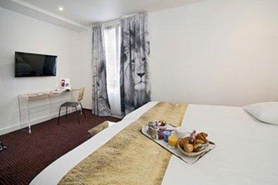 Inter-Hotel Rueil Centre: Guest Room