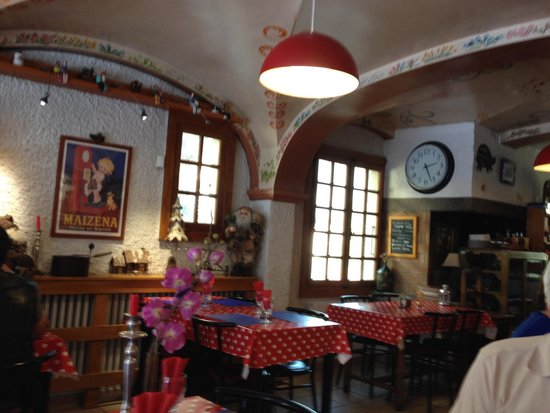 L'etape: This cute little restaurant