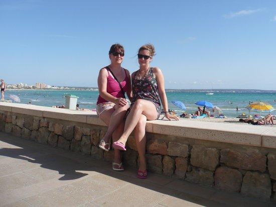 BQ Apolo Hotel: Great time in Mallorca :)