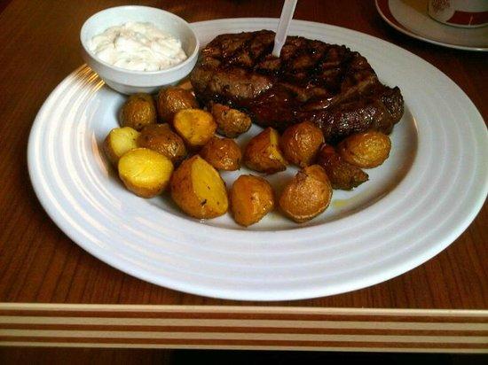 Steakgrill: Steak